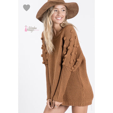 Lights Down Low Sweater