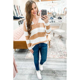 Just A Feeling Sweater - The Wooden Hanger Boutique