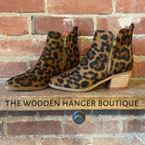 Lead the Way Bootie - The Wooden Hanger Boutique