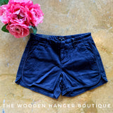 Camille Trouser Tulip Short - The Wooden Hanger Boutique