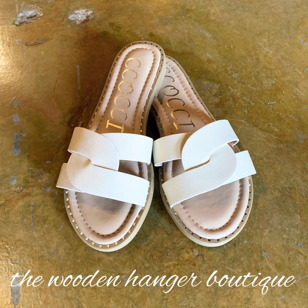 Walk My Way Sandals - The Wooden Hanger Boutique