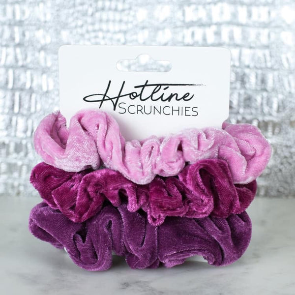 Hotline Scrunchie Set