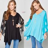 Low Profile Tunic Top - The Wooden Hanger Boutique
