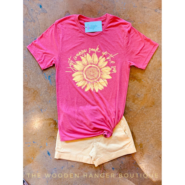 Soak Up the Sun Tee