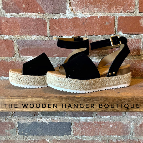 Wedge of Glory Sandals