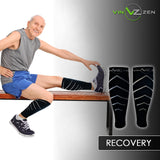 calf compression sleeve leg support recovery