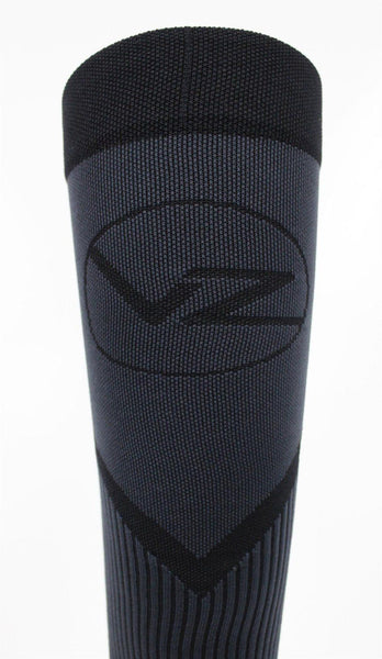 Compression Socks 1 Pair- Sizes S/M and L/XL Perfect  for traveling , recovery, running, working, exercising, nurses