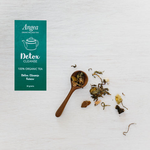 Angea Organic Wellness Tea - Detox