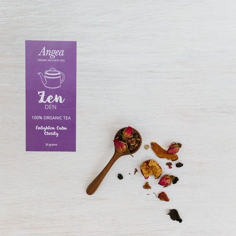 Angea Organic Wellness Tea - Zen Den