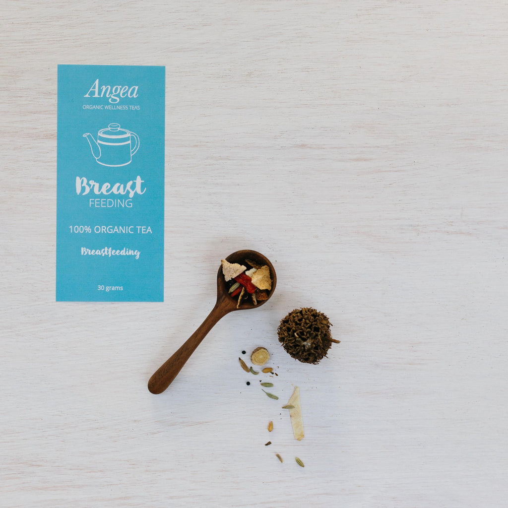 Angea Organic Wellness Tea - Breast Feeding