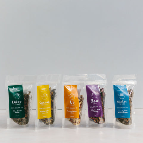 Christmas Wellness Tea Value Pack