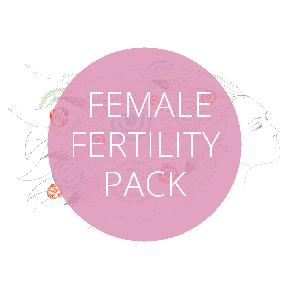 Female Fertility Pack