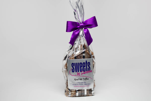 Sweets by Suzanne Mixed Nut Toffee
