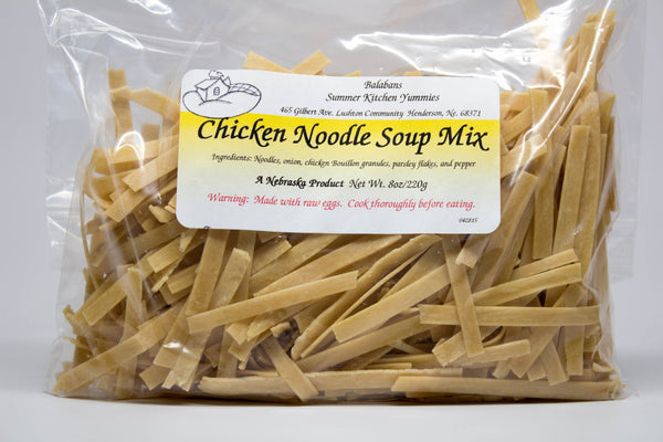 Balabans Chicken Noodle Soup Mix