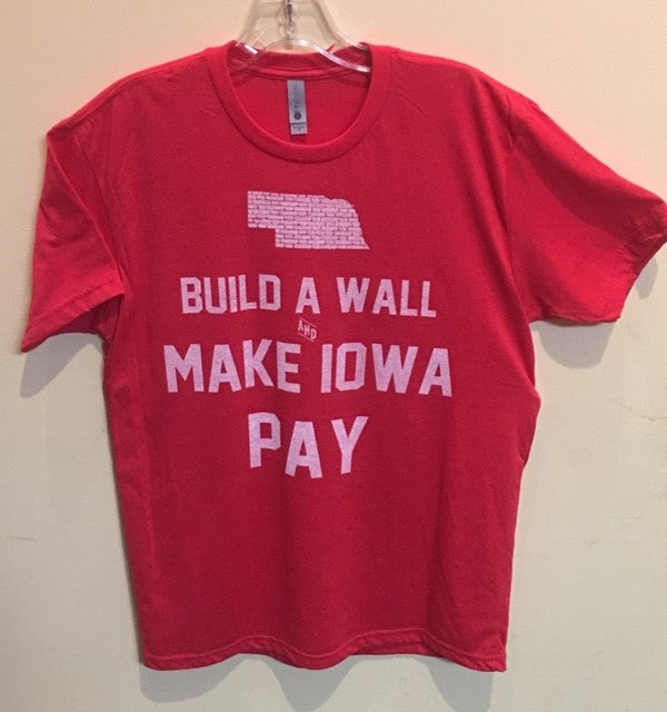 Build A Wall Tee Shirt