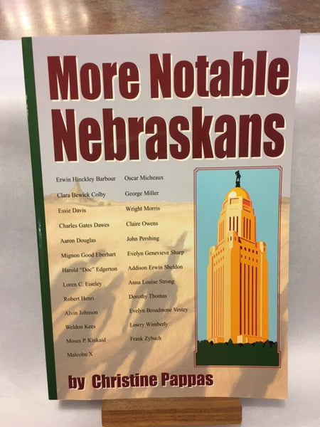 More Notable Nebraskans