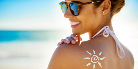 Organic Natural SPF Sunscreen Broad Spectrum
