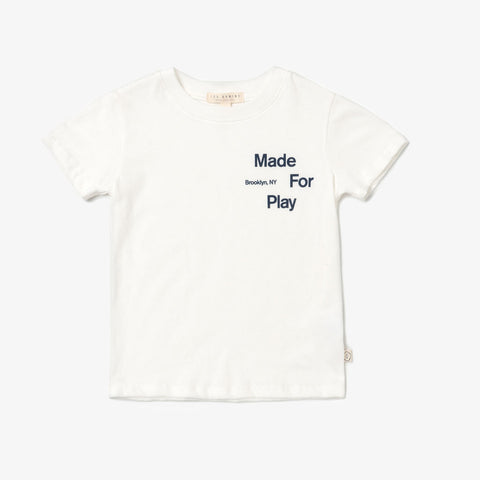 Made For Play Tee