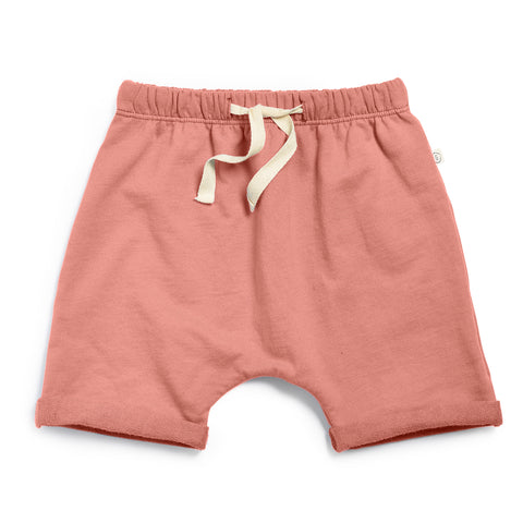 The Cotton Terry Harem Shorts
