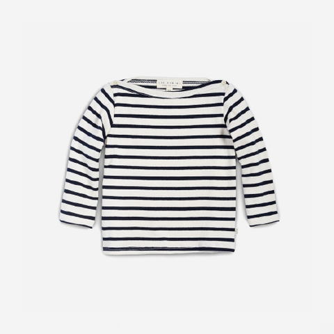 The Breton Striped Top