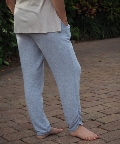 Ruched Jogger