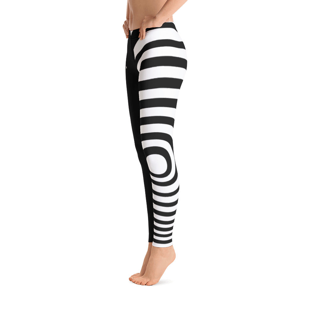 Twilight Zone Yoga Leggings