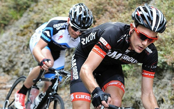 NZ PURE ATHLETE: JAMES WILLIAMSON (CYCLIST)
