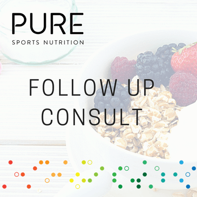 PURE Sports Nutrition:Nutrition Consultations