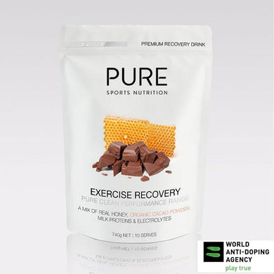 PURE EXERCISE RECOVERY CACAO & HONEY 740G