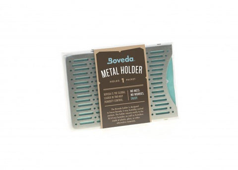 Boveda Aluminum Holder