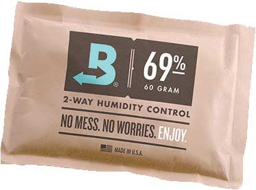 Boveda 2 Way Humidifier 69% Pack (60 Gram)