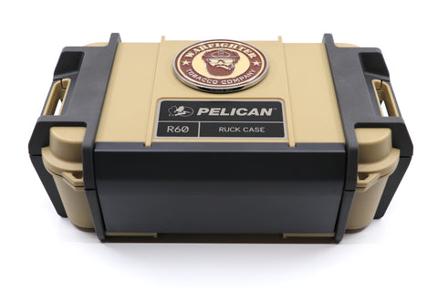 Warfighter R60 Ruck Case Humidor