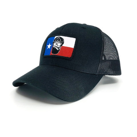 Warfighter Texas Flag Trucker Hat