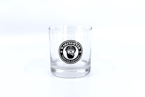 Warfighter Whiskey Glass