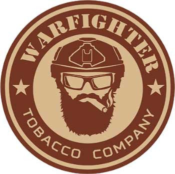 Warfighter Tobacco Company Sticker