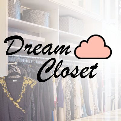Dream Closet - Organization