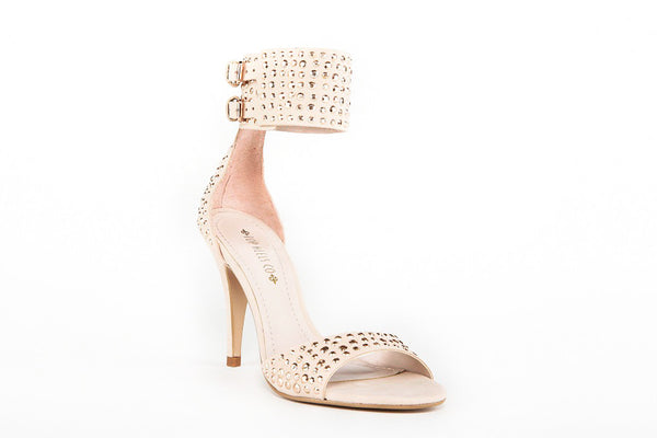 Tiffany Nude Sandals