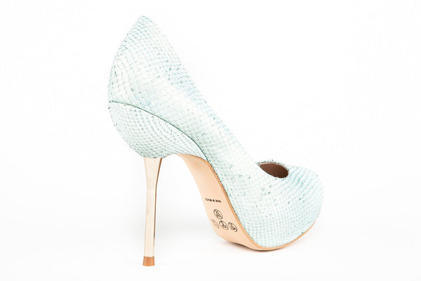 Alexis Light Green Pumps