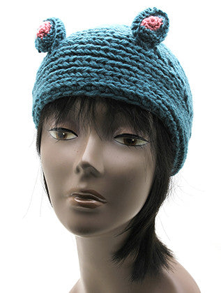 KNITTED HEAD BAND HAIR ACCESSORY - Sona Starz