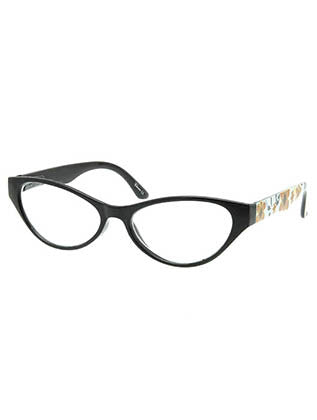 +3.00 PRESCRIPTION FASHION READING GLASSES - Sona Starz