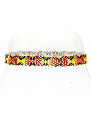 HEAD BAND TRIANGLE HAIR ACCESSORY - Sona Starz