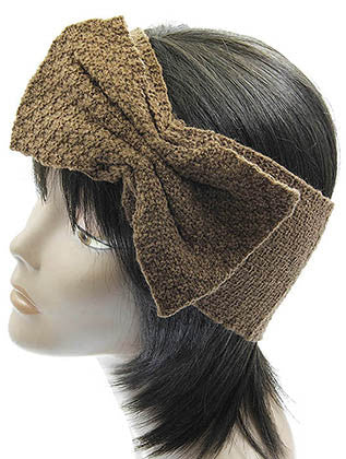 BOW HEAD BAND HAIR ACCESSORY - Sona Starz