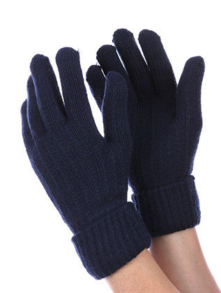 DOUBLE LAYERED KNITTED GLOVES GENERAL MERCHANDISE - Sona Starz