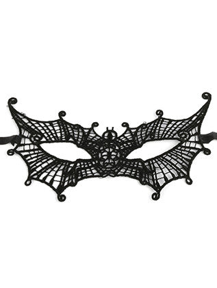 CROCHET LACE MASQUERADE MASK GENERAL MERCHANDISE - Sona Starz