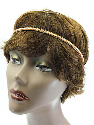 LUCITE BEAD HEAD BAND HAIR ACCESSORY - Sona Starz