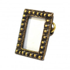 Small Beaded Photo Frame