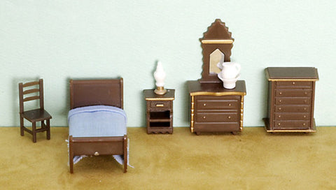 1.48 Scale Bed Room Set