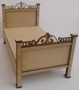 Single Bed Kit With Fancy Detail