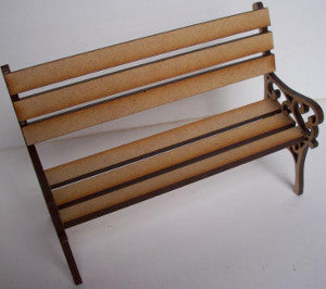 Traditional Park Bench Kit