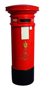 Edwardian Pillar Box